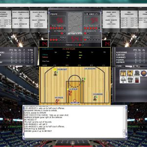 Basketball Windows Game