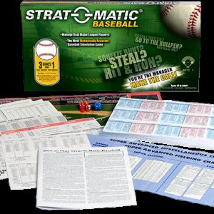 Baseball Board Games (By Season)